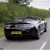 2011 aston martin v8 vantage n420 roadster rear 175x175 at Aston Martin History & Photo Gallery