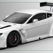 2012 aston martin v12 vantage gt3 front side 175x175 at Aston Martin History & Photo Gallery