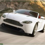2012 aston martin v8 vantage front side 10 175x175 at Aston Martin History & Photo Gallery