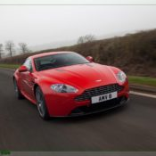 2012 aston martin v8 vantage front side 5 1 175x175 at Aston Martin History & Photo Gallery