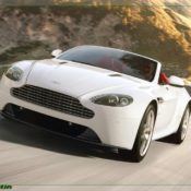 2012 aston martin v8 vantage front side 6 1 175x175 at Aston Martin History & Photo Gallery