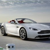 2012 aston martin v8 vantage front side 9 1 175x175 at Aston Martin History & Photo Gallery