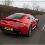 2012 aston martin v8 vantage rear side 175x175 at Aston Martin History & Photo Gallery