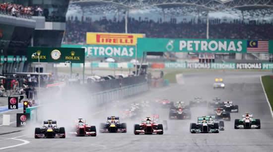 2013 Malaysian Grand Prix 02 at A Controversial 2013 Malaysian Grand Prix