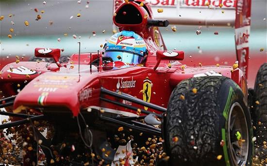2013 Malaysian Grand Prix 03 at A Controversial 2013 Malaysian Grand Prix