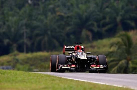 2013 Malaysian Grand Prix 05 at A Controversial 2013 Malaysian Grand Prix
