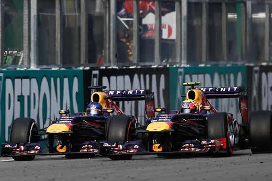 2013 Malaysian Grand Prix 06 at A Controversial 2013 Malaysian Grand Prix