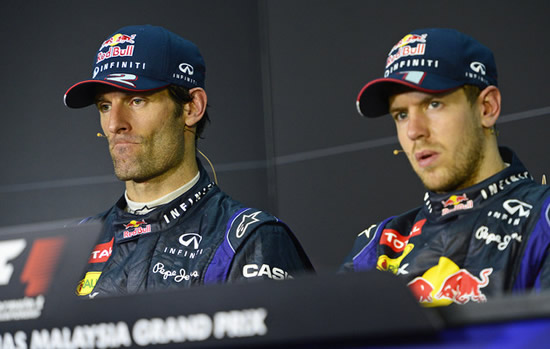 2013 Malaysian Grand Prix 09 at A Controversial 2013 Malaysian Grand Prix