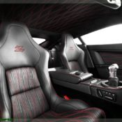 2013 aston martin v12 zagato interior 175x175 at Aston Martin History & Photo Gallery