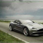 2013 aston martin vanquish front side 175x175 at Aston Martin History & Photo Gallery
