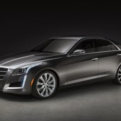 2014 Cadillac CTS new 5 175x175 at 2014 Cadillac CTS Revealed   New Leaked Images