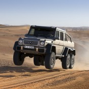 6x6 mercedes g63 5 175x175 at Mercedes G63 AMG 6×6   Official Pictures and Details