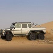 6x6 mercedes g63 7 175x175 at Mercedes G63 AMG 6×6   Official Pictures and Details