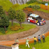 Citroen diorama 2 175x175 at Citroen Celebrates WRC Success with Unique Diorama