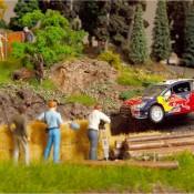 Citroen diorama 4 175x175 at Citroen Celebrates WRC Success with Unique Diorama