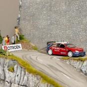 Citroen diorama 5 175x175 at Citroen Celebrates WRC Success with Unique Diorama