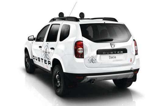 Dacia Duster Adventure Edition 2 545x348 at Dacia Duster Adventure Edition Revealed