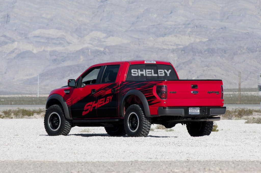 Shelby Ford Raptor Announced