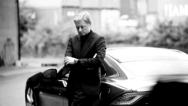 Henrik Fisker Resigns at Henrik Fisker Resigns from Fisker Automotive