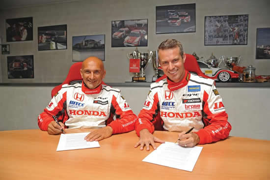 JAS at 2013 FIA World Touring Car Championship (WTCC)