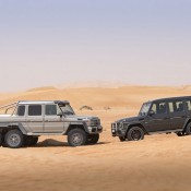 Mercedes G63 AMG 6x6 15 175x175 at Mercedes G63 AMG 6x6    New Pictures and Video
