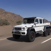 Mercedes G63 AMG 6x6 7 175x175 at Mercedes G63 AMG 6x6    New Pictures and Video