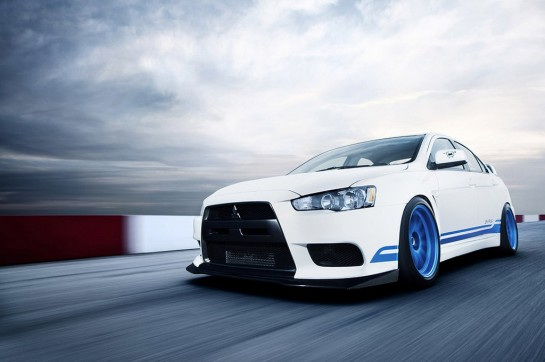 Mitsubishi Evo X 311RS 1 545x362 at Mitsubishi Evo X 311RS Announced