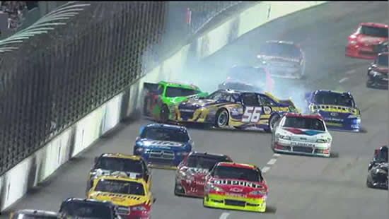 Nascar 9 at NASCAR – America's Top Motorsport