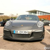 Porsche 991 GT3 Spotted 4 175x175 at Porsche 991 GT3 Spotted Out in the Wild