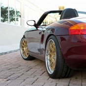 Porsche Boxster on HRE Wheels 5 175x175 at Gallery: First Gen Porsche Boxster on HRE Wheels
