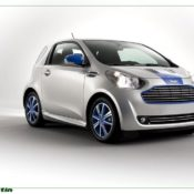 aston martin cygnet colette special edition front side 1 175x175 at Aston Martin History & Photo Gallery