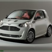 aston martin cygnet concept front 175x175 at Aston Martin History & Photo Gallery