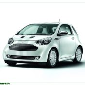 aston martin cygnet launch editions front side 2 175x175 at Aston Martin History & Photo Gallery