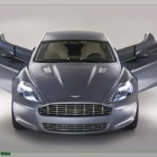 aston martin rapide front 1 175x175 at Aston Martin History & Photo Gallery