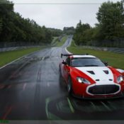 aston martin v12 zagato at the nurburgring front 175x175 at Aston Martin History & Photo Gallery