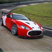 aston martin v12 zagato at the nurburgring front side 4 175x175 at Aston Martin History & Photo Gallery