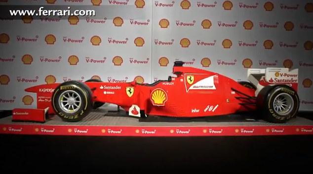 Life Size Lego Ferrari Formula 1 Car Revealed Video