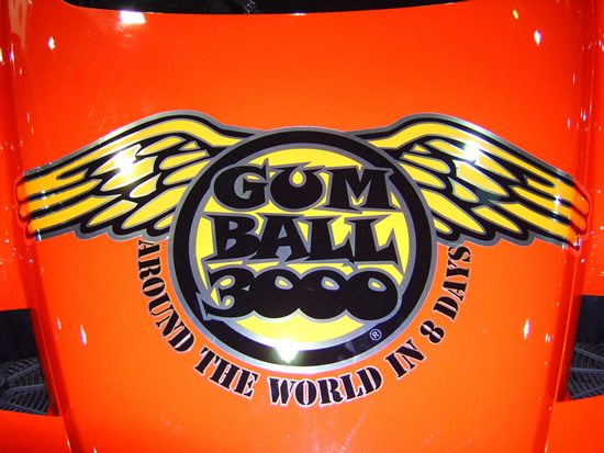 gumball1 at 2013 Gumball 3000 Rally – 15th Anniversary