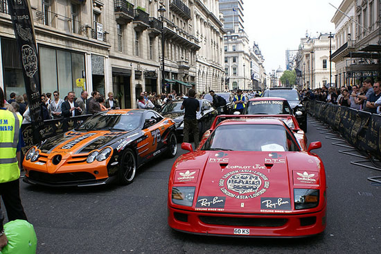 gumball7 at 2013 Gumball 3000 Rally – 15th Anniversary