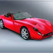 2006 tvr tuscan convertible front side 175x175 at TVR History & Photo Gallery