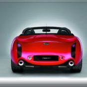 2006 tvr tuscan convertible rear 175x175 at TVR History & Photo Gallery