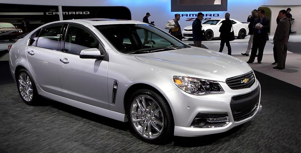 2014 Chevrolet SS at A Closer Look at 2014 Chevrolet SS   Video