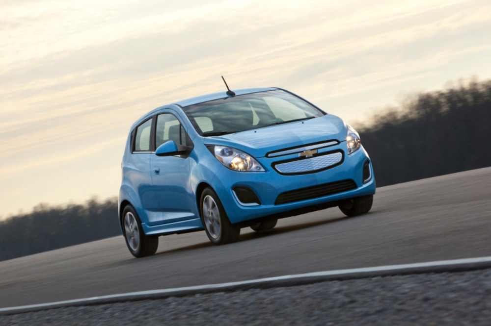 2014 Chevrolet SparkEV 022 medium at 2014 Chevrolet Spark EV EPA Ratings Announced