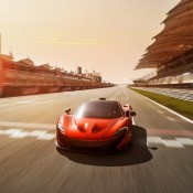 McLaren P1 Bahrain 4 175x175 at Gallery: McLaren P1 Launches in the Middle East