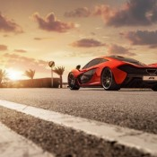 McLaren P1 Bahrain 5 175x175 at Gallery: McLaren P1 Launches in the Middle East