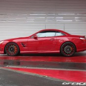 SL63 AMG on Forgiato Wheels 4 175x175 at Gallery: Mercedes SL63 AMG on Forgiato Wheels