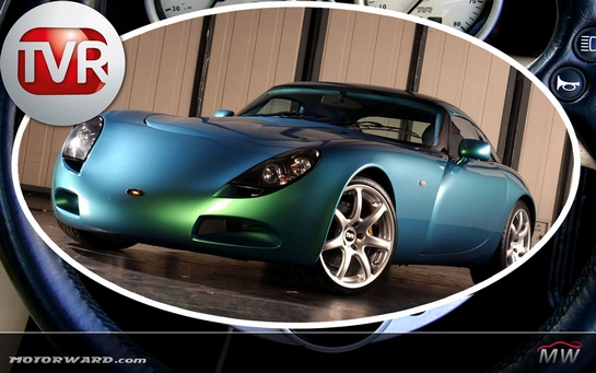 TVR 545x341 at TVR History & Photo Gallery