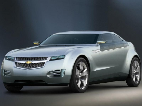 chevy volt concept 600x450 at How Technology is Revolutionizing the Way We Drive