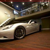 dmc ferrari c alifornia 3s silver carbon fiber 2011 front 3 175x175 at Ferrari History & Photo Gallery