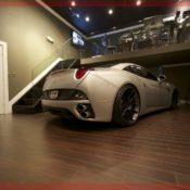 dmc ferrari c alifornia 3s silver carbon fiber 2011 rear 175x175 at Ferrari History & Photo Gallery